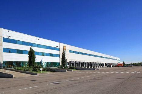Prologis alquila 11.600 metros cuadrados a Tourline Express en Coslada, Madrid