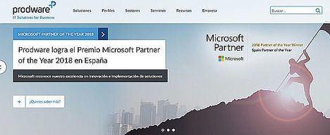 Prodware incluido de nuevo en la élite de partners de Microsoft, como miembro del Inner Circle