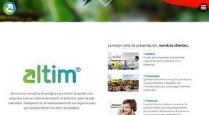 SAP certifica las soluciones de Altim para Gran Consumo e Ingeniería