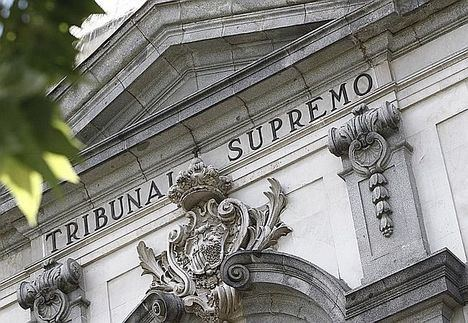 Día negro para la Justicia española