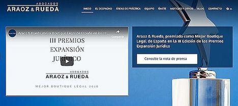 Los diez socios de Araoz & Rueda, reconocidos en la última edición de 'BestLawyers' entre los mejores abogados de España