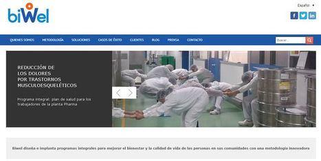 Biwel incorpora al Instituto Catalán de la Salud una plataforma de promoción de la salud