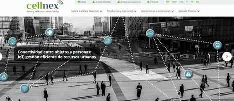 Cellnex amplía su acuerdo con Bouygues Telecom en Francia