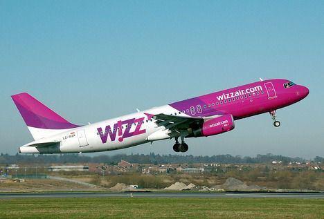 Wizz Air anuncia una nueva ruta desde Santander a Bucarest