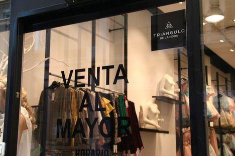 El Triángulo de la Moda, punto clave en la actividad comercial de Madrid Central