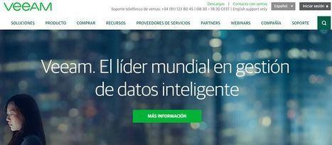 Veeam amplía su liderazgo en la gestión de datos en cloud