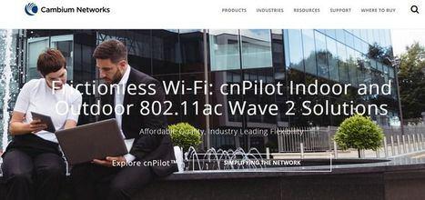 Cambium Networks amplía la garantía de sus equipos de banda ancha inalámbrica, Wi-Fi y conmutación