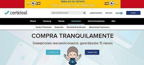 El 32% de los españoles son usuarios exclusivos del móvil