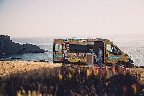 Indie Campers y Knaus Tabbert aumentan el servicio de autocaravanas en España
