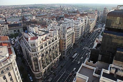 El paro desciende un 7,3% en la ciudad de Madrid