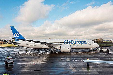 Air Europa aclara las informaciones aparecidas sobre un supuesto tiroteo a una tripulación en Venezuela
