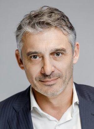 Jorge Vázquez,  Veeam para Iberia.