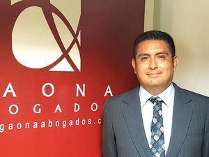 Juan Alberto Pacheco, Gaona Abogados Perú.