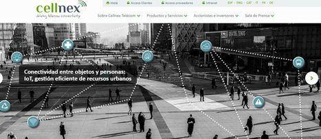 Cellnex y Swiss Fibre Net cierran un acuerdo de colaboración
