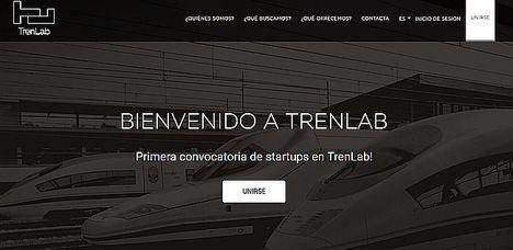 Renfe abre con Trenlab su primera convocatoria de emprendimiento para empleados