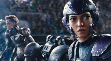 4DX y Screen X incorporan un nuevo estreno a sus salas de cine:ALITA: ÁNGEL DE COMBATE