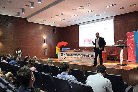 Cipri Quintas, ponente de honor en el Congreso Ecommaster en Ecommerce y Marketing Digital