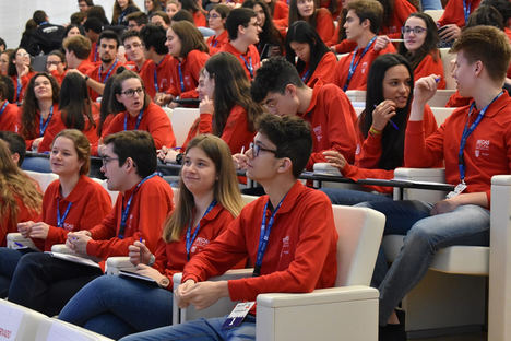 Seleccionados los 50 estudiantes más brillantes de España para las Becas Europa Santander-UFV