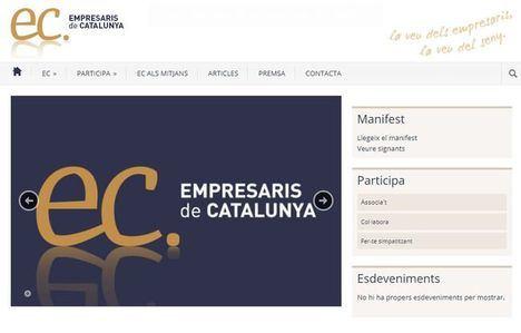 Empresaris de Catalunya cree que la ocupación de la Cambra por la ANC es un paso más en el declive económico de Cataluña