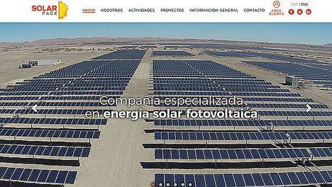 Solarpack acelera su plan de crecimiento con la compra en Perú de las plantas Tacna Solar y Panamericana Solar