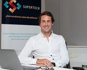 Juan Rivero, Supertech.