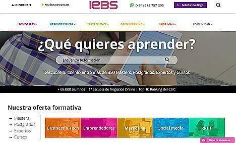 IEBS se alía con IBM para formar a los líderes digitales del futuro