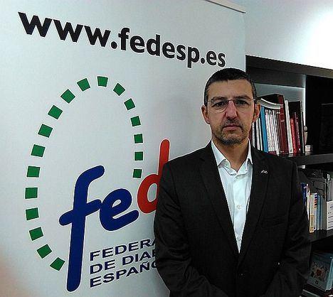 Andoni Lorenzo, presidente de FEDE.