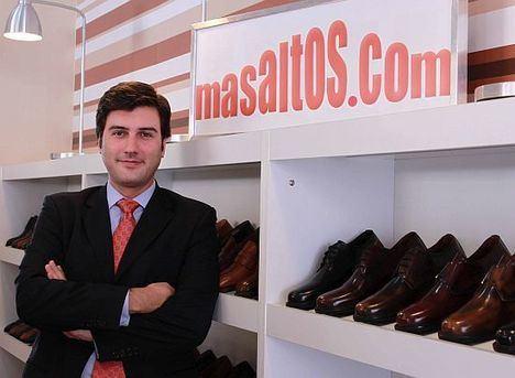 Antonio Fagundo, Masaltos.com