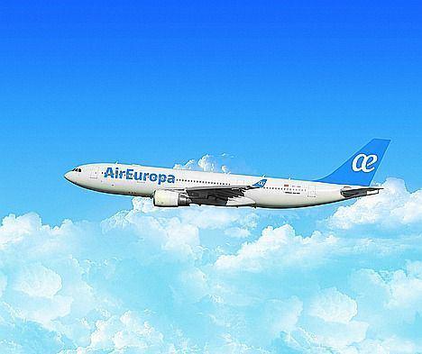 Air Europa volará a Fortaleza a partir de diciembre