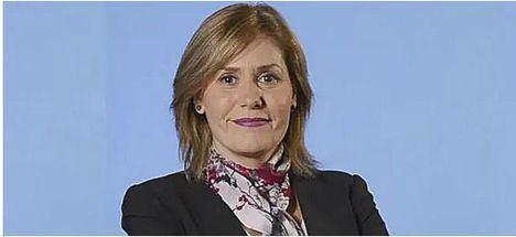 Maribel Solanas, CDO de MAPFRE.
