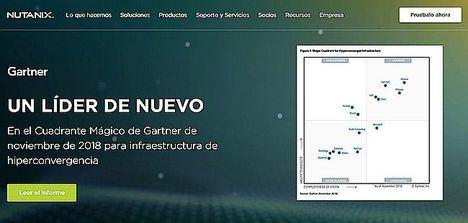 Nutanix sustituye la plataforma HCI de ICM en España para convertirse en su único proveedor de servicios cloud