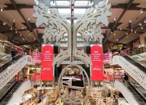 FPT Industrial y Eataly abren las puertas de la tienda Milán para reconocer la cadena virtuosa de suministro de alimentos