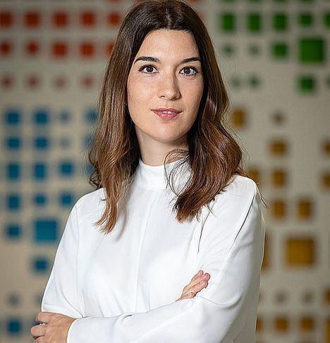 Rebeca Marciel, directora de la división de Servicios Profesionales de Microsoft Ibérica.