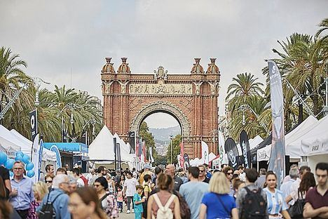 Expoelectric abre las puertas en Arco de Triunfo de Barcelona en su 9ª edición