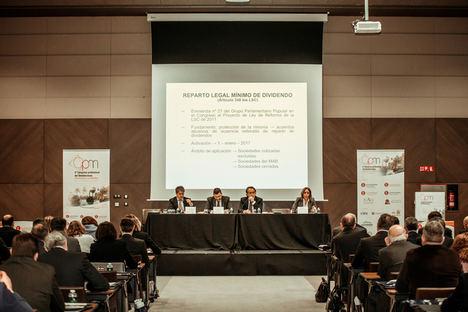 El 5º Congreso Profesional del Mediterráneo contará con la homologación de REA Auditores, REFOR y Economistas Contables