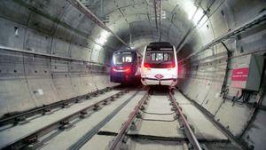 Metro de Madrid, entre los suburbanos más eficientes del mundo, reduce su consumo eléctrico un 25%