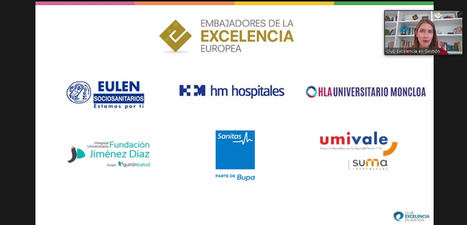 El Club Excelencia en Gestión reconoce a las 70 organizaciones sanitarias españolas con sello EFQM