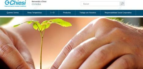Chiesi anuncia una inversión de 350 millones de euros y el desarrollo del primer inhalador dosificador presurizado (pMDI) para asma y EPOC con huella mínima de carbono