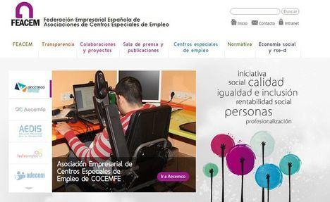 Desde FEACEM reclamamos el desarrollo de una ley de inclusión laboral que impulse la participación de las personas con discapacidad en el mercado laboral