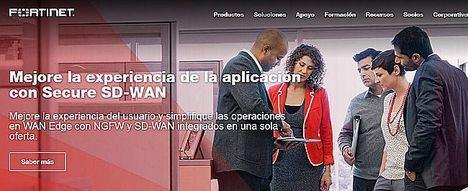Más de 21.000 organizaciones de todo el mundo confían en Fortinet Secure SD-WAN