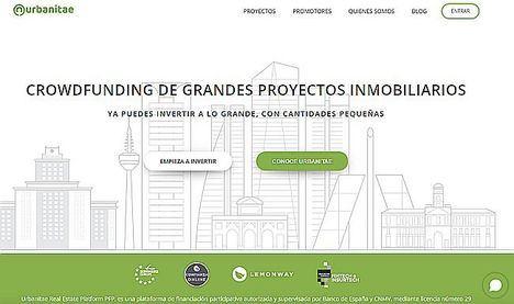 Urbanitae ejecuta una devolución anticipada del capital invertido para financiar su primer proyecto