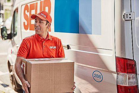 SEUR movió más de 14 millones de envíos durante la campaña de Navidad y rebajas