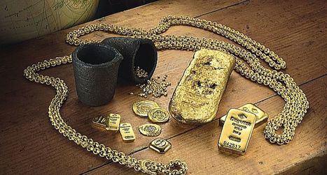 Mercados alcistas, no burbujas de mercado: el oro y la plata en 2020