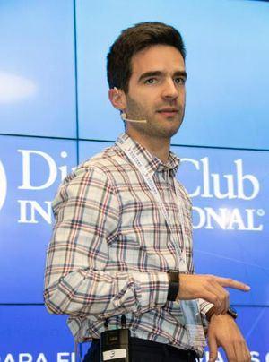 Francisco Javier Farfán, CISO de Diners Club Spain.