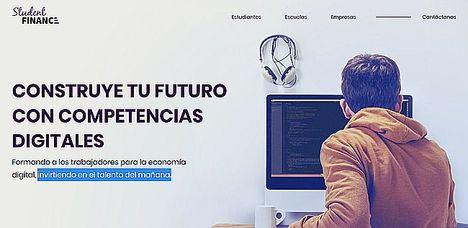 StudentFinance.com se une a TheBridge para formar a profesionales en ciberseguridad, Data Science, UX/UI y Full Stack