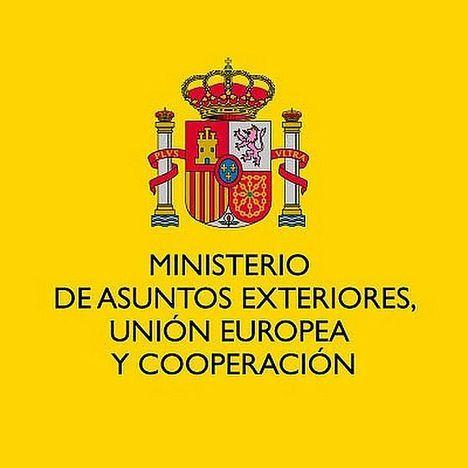 Exteriores acoge en sus instalaciones a turistas españoles que ven retrasado su retorno a España