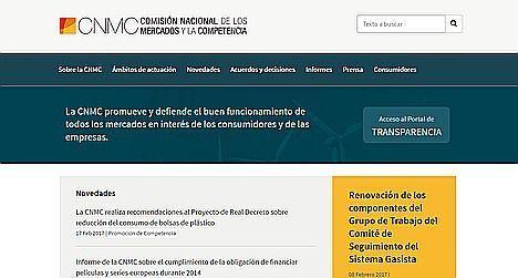 La CNMC somete a consulta pública el procedimiento de habilitación de los usuarios con Enagás GTS para operar en el sistema gasista español