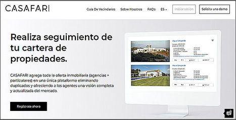 CASAFARI lanza Market Analytics, la plataforma que permite conocer el mercado inmobiliario en tiempo real