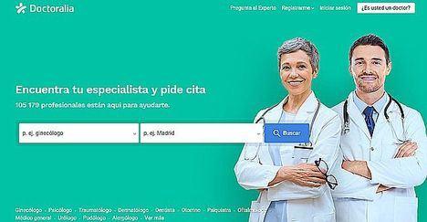 Doctoralia registra más de 19.300 consultas online sobre salud durante el confinamiento