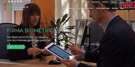 Validated ID, que permite firmar digitalmente documentos a empresas y profesionales, prevé ayudar a más de 1.000 empresas más este año debido al confinamiento